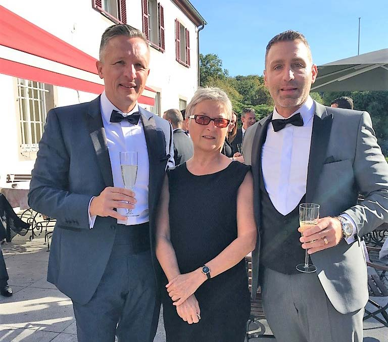 Freie Trauung - schwule Hochzeit