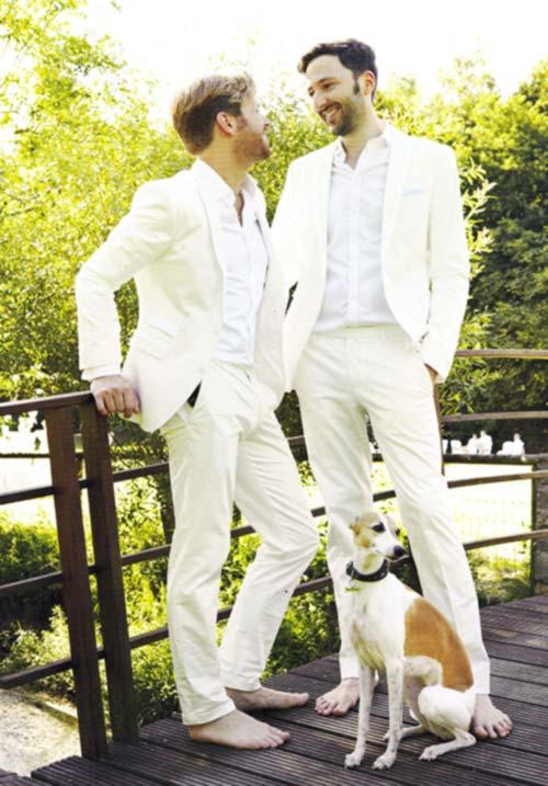 schwule hochzeit Eheversprechen